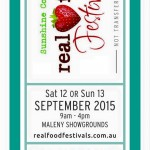Real Food Festivals 2015