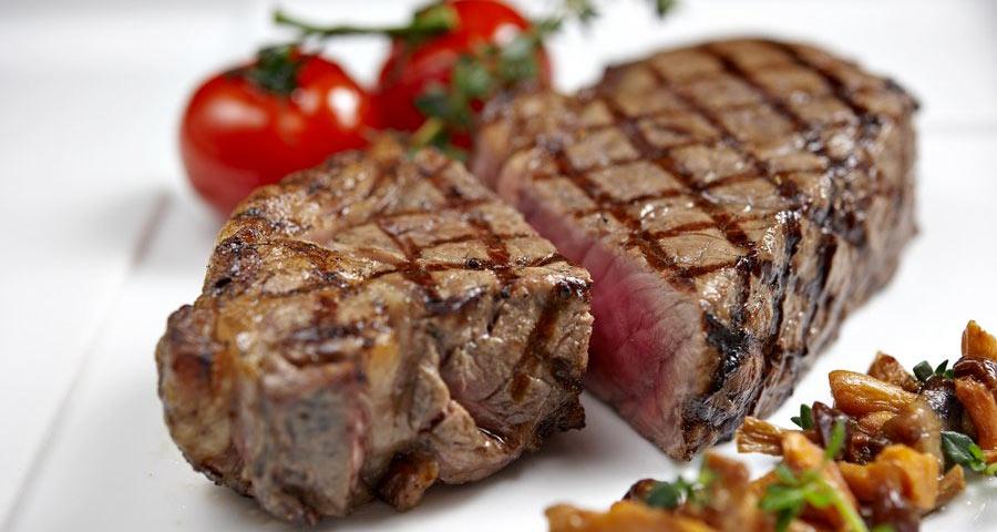 T Bone Sirloin Steaks Maleny Black Angus Beef